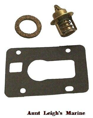 Thermostat Kit For OMC Stern Drives Volvo Penta 2.5 3.0 120 140 982554  3853799