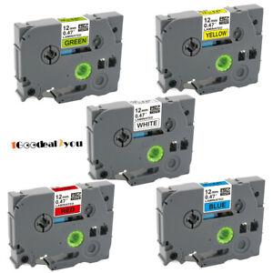 5pk-Color-TZ-231-TZe-231-Compatible-Label-Maker-Tape-for-Brother-P-Touch-PT-D210