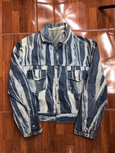 Vintage 70s Landlubber Denim Jacket Small - image 1