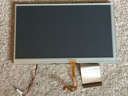 OEM ORIGINAL RAND MCNALLY TND-765 LCD SCREEN //DIGITIZER ASSEMBLY READ!!!