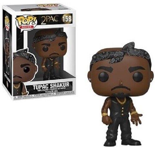 Tupac POP Rocks Vinyl Figur Tupac 9 cm