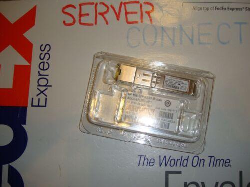 453154-B21 453578-001 453156-001 HP VIRTUAL CONNECT 1Gb RJ-45 SFP