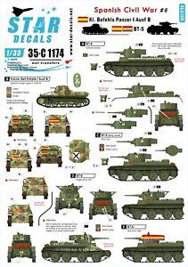 Star-Decals-1-35-Spanish-Civil-War-6-35c1174