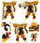 Transformers-Optimus-Prime-Mechtech-Robots-camion-car-Action-Figure-Kid-Toys miniature 12