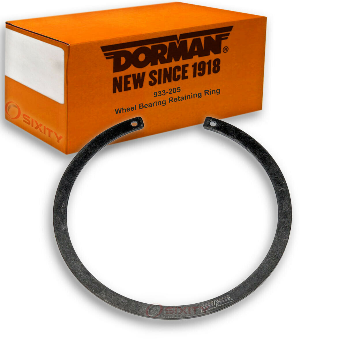 Wheel Bearing Retaining Ring Front Fits Ford OE# YL8Z3B457AA Dorman 933-205