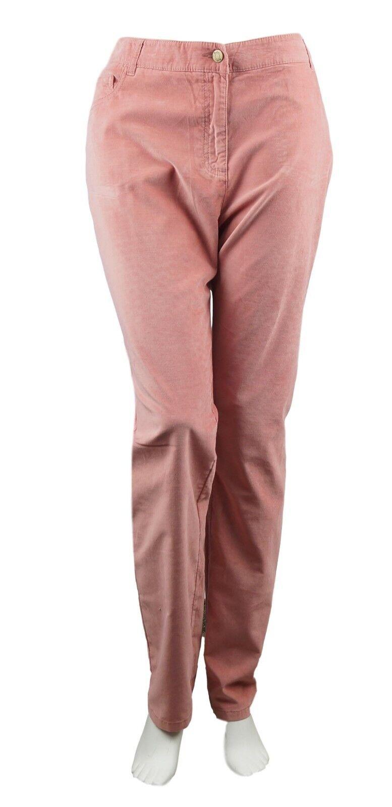 Boden daMänner Trousers Stretch Größe 46r uk.20r Hose Velvet Trousers 98% Cotton    0671