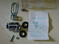 Cyclometer Kilometerzähler Set 26´ Fahrrad Nabenmontage Kult 60er Jahre Neu Ovp
