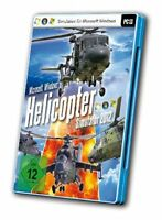 Pc Computer Spiel Helicopter Simulator 2012 Simulation Flug Flugzeugneunew