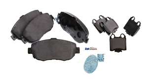 FOR-LEXUS-IS200-IS300-2-0-3-0-FRONT-AND-REAR-BRAKE-DISC-PADS-PREMIUM-QUALITY-SET