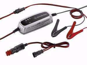 mercedes benz accessory battery trickle charger ebay. Black Bedroom Furniture Sets. Home Design Ideas