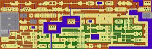 Details About The Legend Of Zelda Map Poster