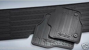 Oem New 2015 Ford F 150 Super Cab All Weather Vinyl Floor