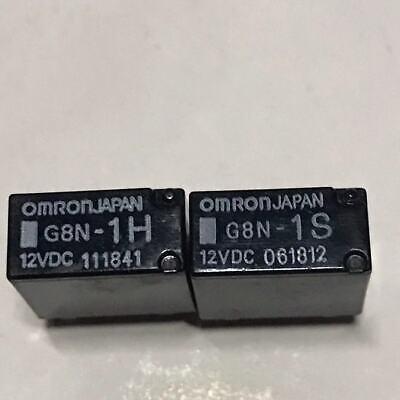 Relé de OMRON Automotive G8QN 12VDC 5 Pines