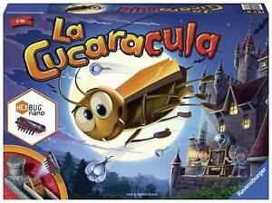 Ravensburger-Italy-22336-La-Cucaracula-Gioco-da-Tavolo-Nuova-cucaracha