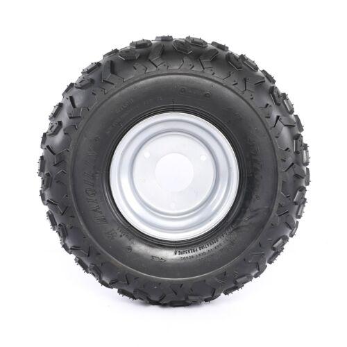 Pair 145//70-6/'/' Wheel Tire Rim 50cc 70cc 90cc 110cc For Taotao ATV Quad Go kart