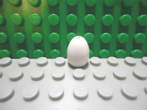 Lego 10 x Tan Minifig Dinosaur Egg with Hole on Top