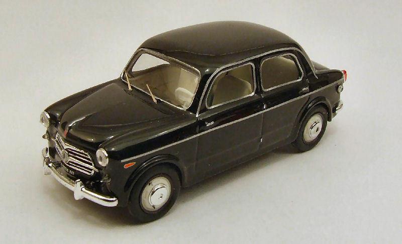 Fiat 1100 103 e 1956 nero 1 43 Model rio4274 río