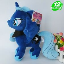 12inches My little pony Friendship is Magic Plush Princess Luna with tag