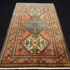 Alter Orient Teppich 222 x 140 cm Kazak Kaukasus Kasak Carpet Rug Tappeto Tapis