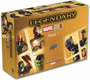 Legendary-Marvel-Studios-Deck-building-Card-Game-Brand-New-Sealed-Board-Game