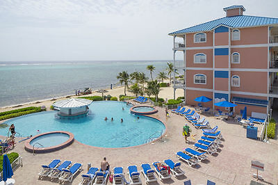 Timeshare rental Cayman Island Condo on Beach front  7/30-8/6/2017 Studio - 2p