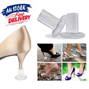 266886569 4/12 pcs High Heel High Cover Stop Heels Sinking Stiletto Protectors ...