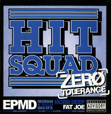 Hit Squad - Zero Tolerance - New Factory Sealed CD