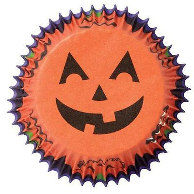 Home & Garden New Driving A Roaring Trade Other Baking Accessories Jack-o-lantern Halloween Standard Baking Cup75ct From Wilton #7084