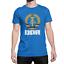 DDR East Germany Mens ORGANIC Cotton T-Shirt Retro Style Birthday Gift Present