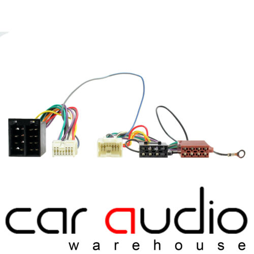 CT10NS03 For Nissan Murano 04-09 Bluetooth Parrot SOT Lead T-Harness ISO