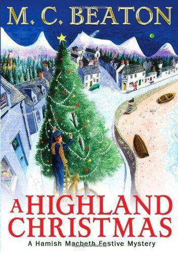 A Highland Christmas (Hamish Macbeth) By M.C. Beaton
