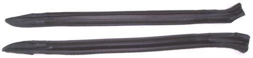1967-1969 Dodge Dart convertible new A-pillar post weatherstrip seals pair