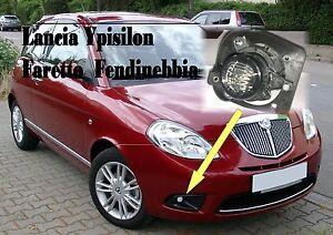 Fendinebbia Originale Lancia Y 843 dal 2006 > Ypsilon Faretto
