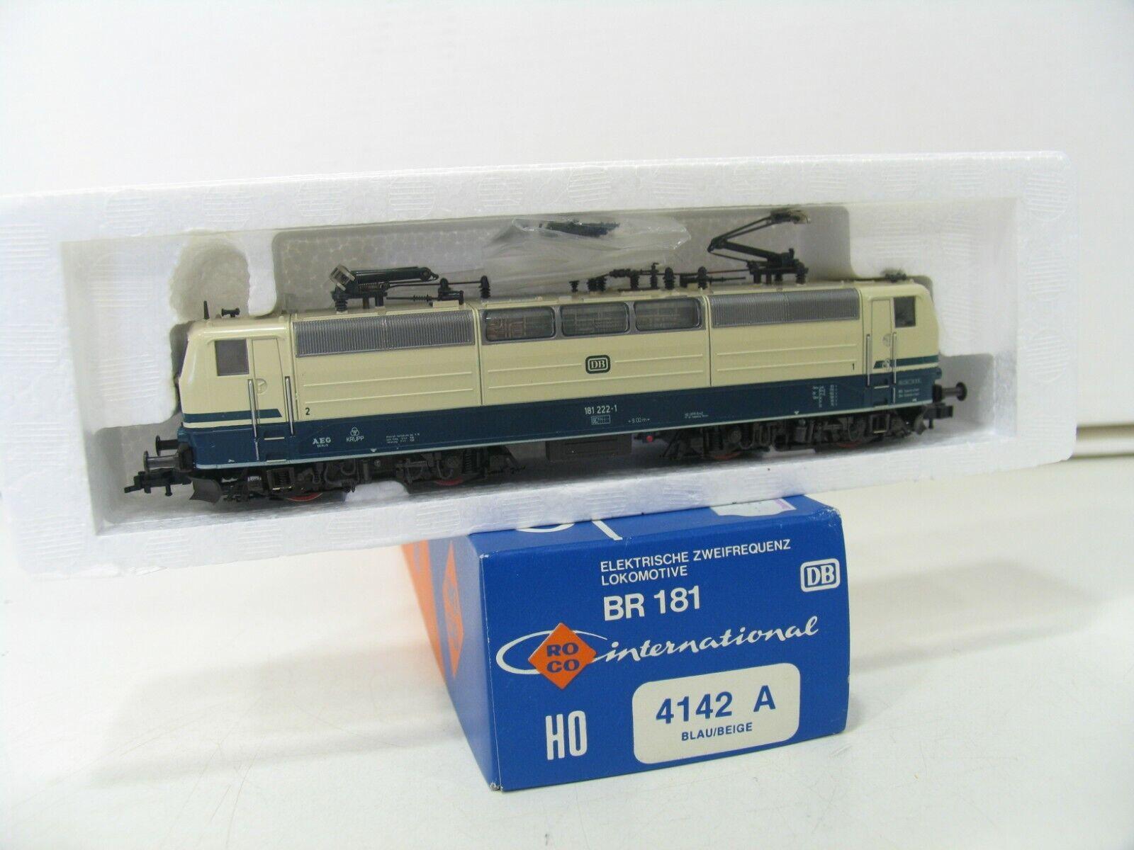ROCO 4142A E-LOK BR 111 der DB UMBAU RP25 RADSATZ LED BELEUCHTUNG  DO284
