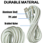 miniature 12 - 3Pack 10Ft USB Fast Charger Cable For Apple iPhone 12 11 8 7 6 XR Charging Cord