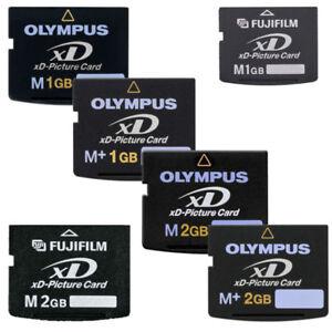 1gb 2gb Fuji Olympus Fujifilm Xd Digital Camera Pictuer Memory Card