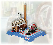 Wilesco D 16 Dampfmaschine Neu