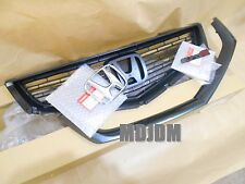 Oem G516P 06-07 Euro R Front Grille + Euro Emblem HONDA ACCORD CL7 CL9 ACURA TSX