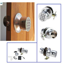 Knob Keyless Electronic Digital Door Lock Smart Code Deadbolt Touch Pad Digital