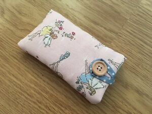 iPhone-7-7-Plus-Padded-Case-Cover-Made-With-Cath-Kidston-Garden-Fairies-Fabric