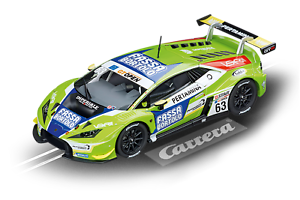 Carrera Evolution 20027589 Lamborghini Huracan GT3 No.63 1 32 Slot Car BRAND NEW