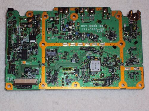 J72-0760-22 KENWOOD TK-862HG-1 Main Board Only Pulled from a working radio