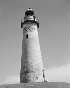 Point-Isabel-Light-lighthouse-in-Port-Isabel-Texas-Photo-Print