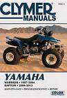 Yamaha Warrior & Raptor ATV Clymer Manual by Haynes Manuals Inc (Paperback, 2016)