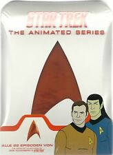 Star Trek The Animated Series Box Set NEU OVP Sealed Deutsche Ausgabe OOP RAR
