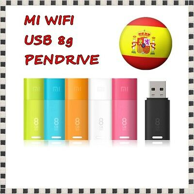Mi Wifi Xiaomi Usb 8 Gb Pendrive Memoria Flash Router Red 150mbps Inalámbrico
