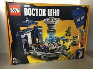 Lego 21304 Idées Docteur Qui
