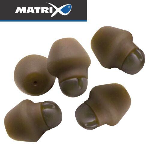 Fox Matrix Rubber Quick Bead 5 Gummiperlen für Methodfeeder Vorfachwechsel