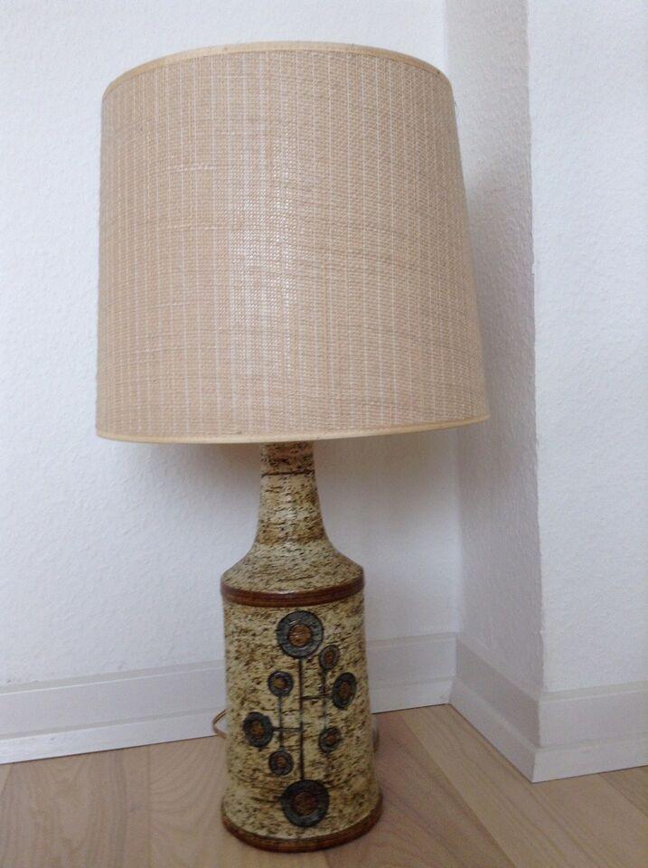 Anden bordlampe, Bartholdy