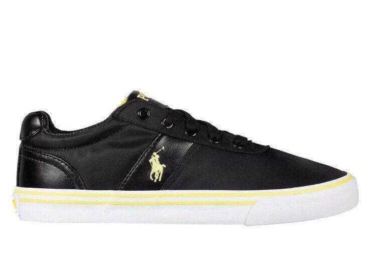 Polo Ralph Lauren Men's Hanford Hanford Men's Black Shoes Size 12 D 81d757